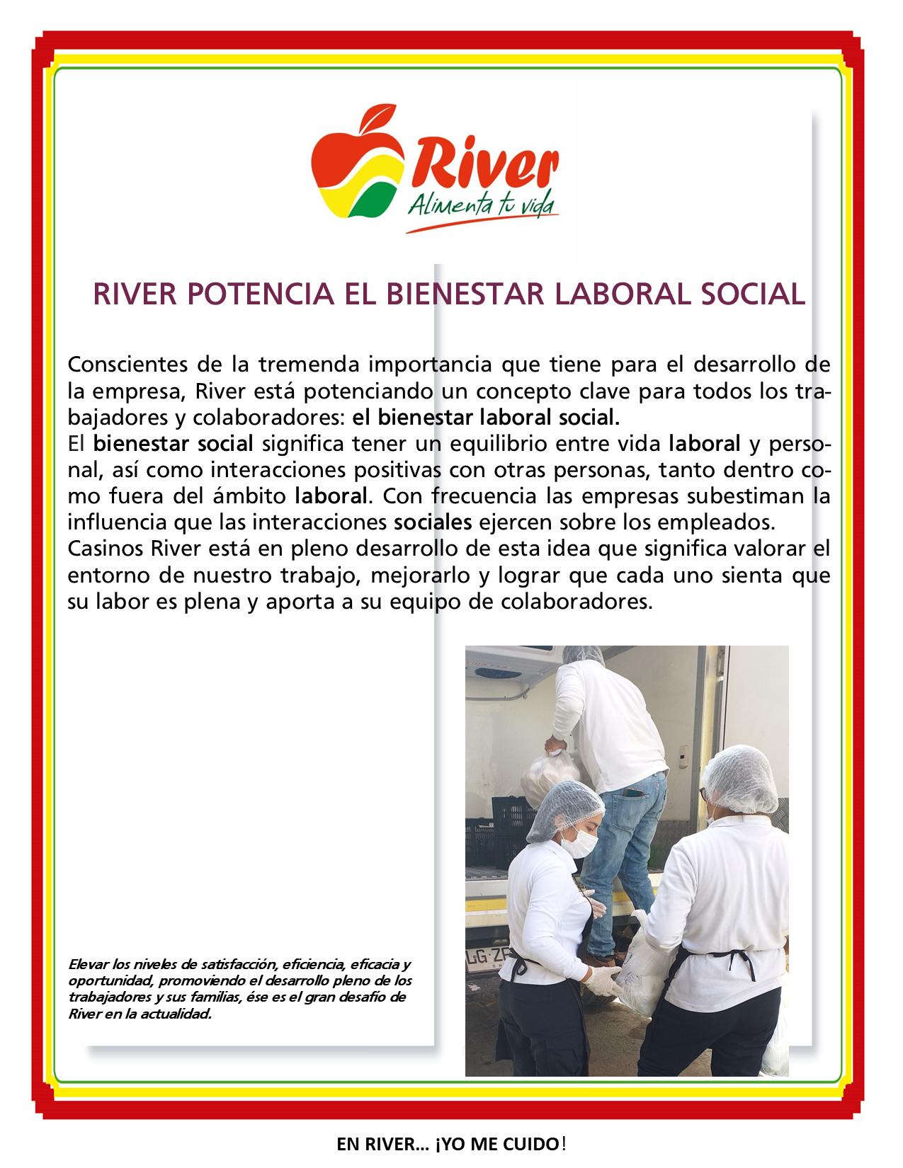 BIENESTAR LABORAL SOCIAL