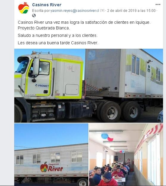 Nuevo PROYECTO Region de Iquique